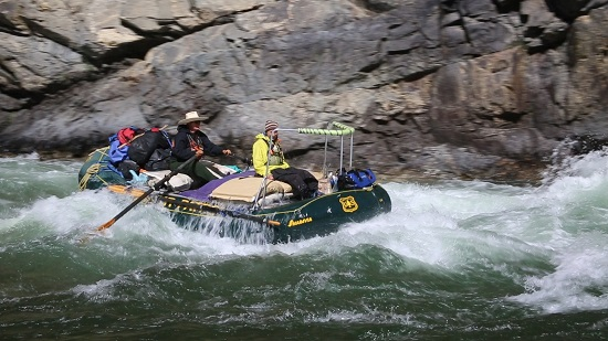 White Water Rafting Idaho