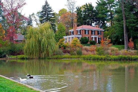 Dell Pond Charlottesville Virginia