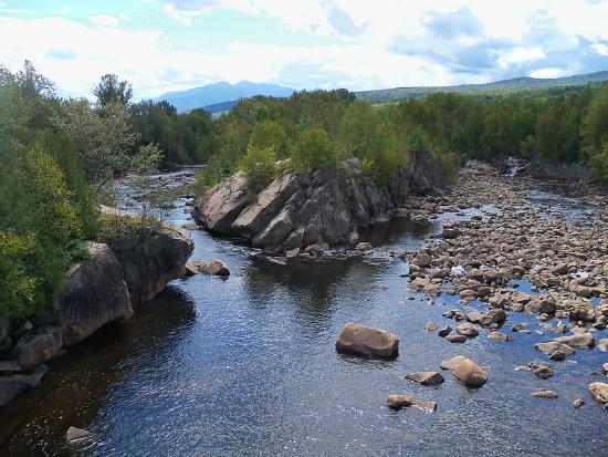 Androscoggin River New Hampshire